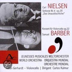 Symphony No4 Op29  Unausloschliche