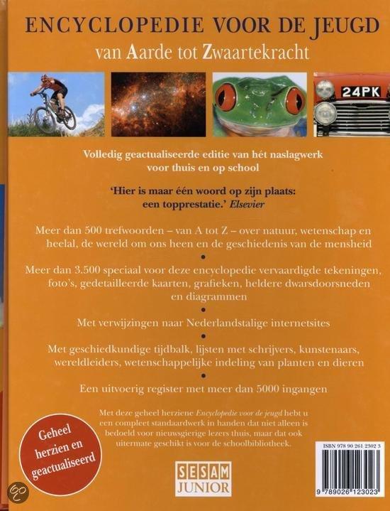 Encyclopedie Voor De Jeugd