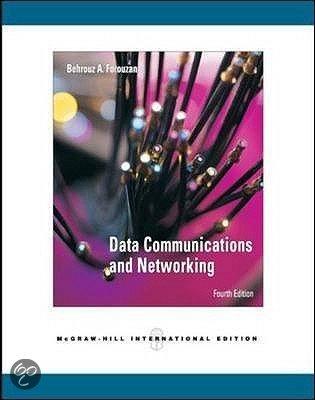 Data Communications Networking