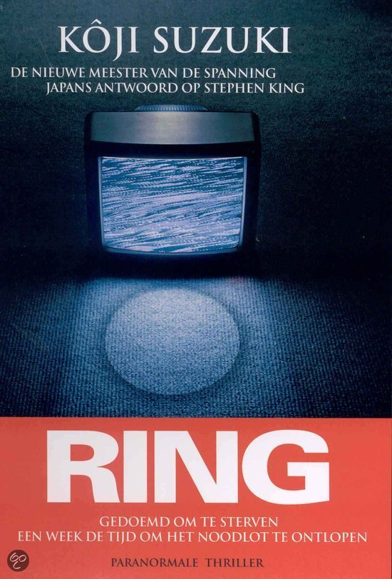 Image result for ring by koji suzuki