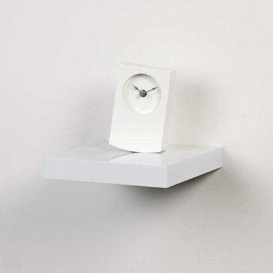 Xl4 hoogglans wit 25 cm - Parket aan de muur ...