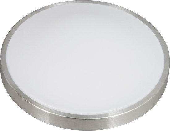 bol.com  XQ-Lite - Plafonniere - Badkamer- LED - Grijs