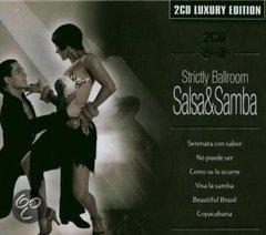 Strictly Ballroom Salsa..