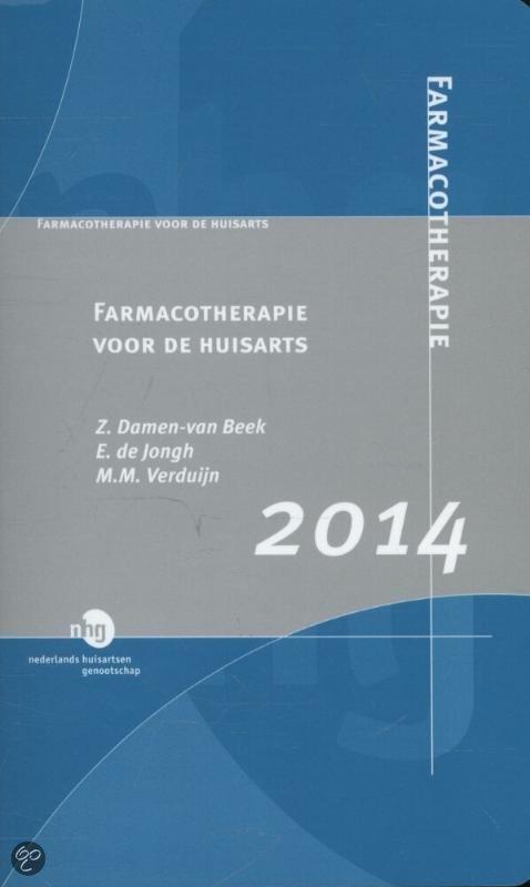Farmacotherapie voor de huisarts / 2014