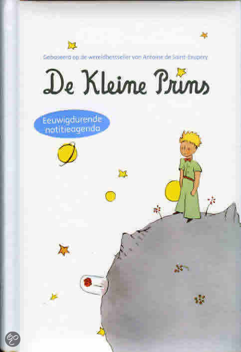 Citaten Uit De Kleine Prins : Bol de kleine prins antoine saint exupéry