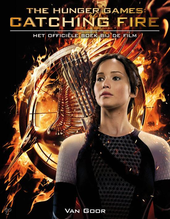 Catching fire - het officiele boek bij de film