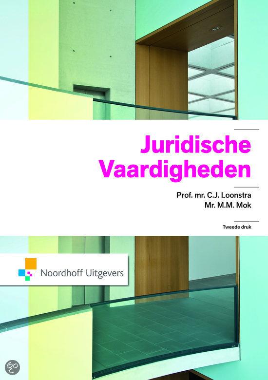Juridische Vaardigheden