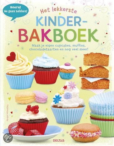 Het lekkerste kinderbakboek