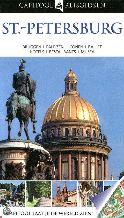 Capitool reisgids St. Petersburg