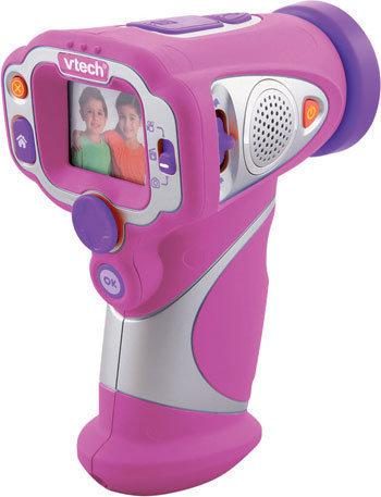 VTech Kidizoom - Video Camera - Roze