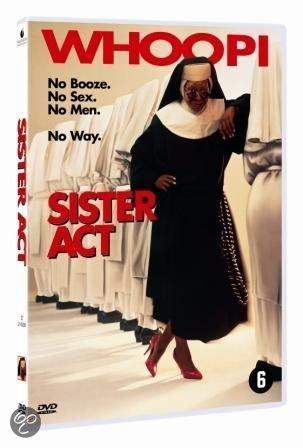 SISTER ACT DVD NL/FR