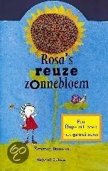 Rosa's reuze zonnebloem