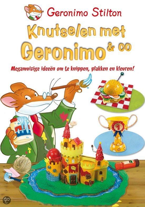 Knutselen met Geronimo