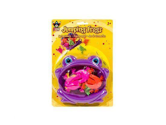 Afbeelding van het spel Clown Springkikkers Spel