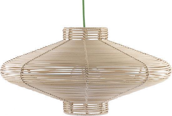 habitat avery hand gevlochten rotan lamp beige. Black Bedroom Furniture Sets. Home Design Ideas