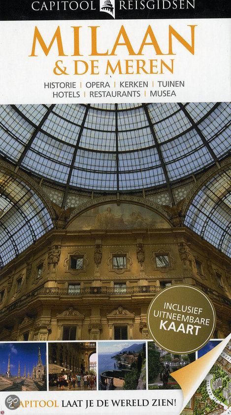 Capitool reisgids Milaan & De Meren