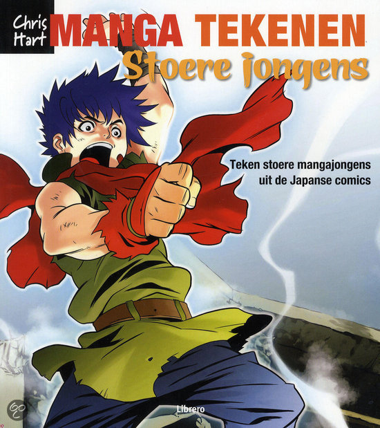 Manga Tekenen - Stoere Jongens
