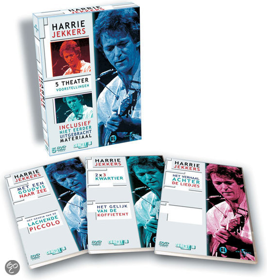 Harrie Jekkers Oeuvre Boxset (D)