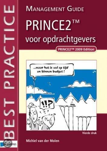 PRINCE2® voor opdrachtgevers - Management Guide
