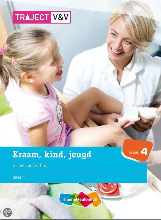 Kraam kind jeugd in het ziekenhuis / 1 niveau 4