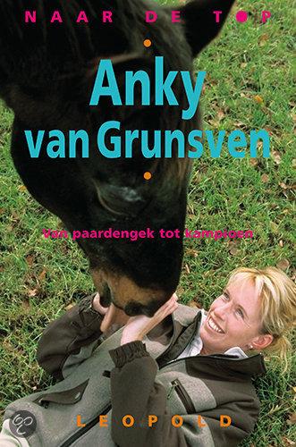 Naar de top: Anky van Grunsven