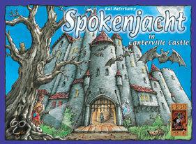 Afbeelding van het spel Spokenjacht