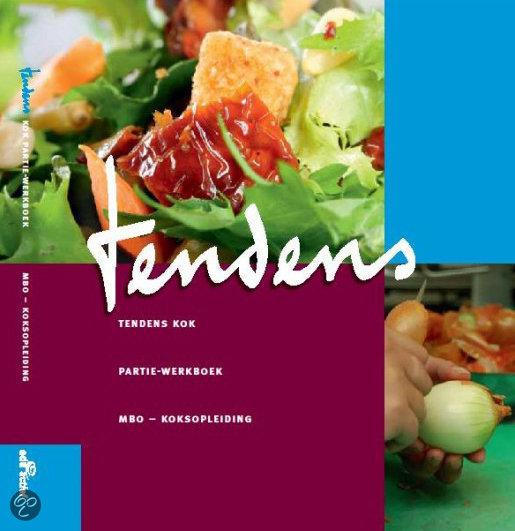 Tendens Kok / mbo niveau 2 / deel leerlingenboek + website