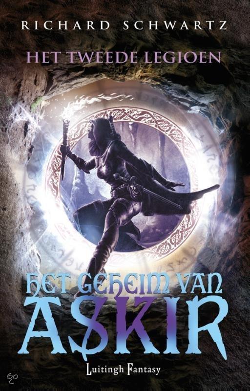 Het geheim van Askir - deel 2: Het tweede legioen