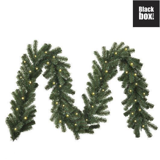 bol.com | Black Box - Guirlande 270 cm - Met 30 LED lampjes