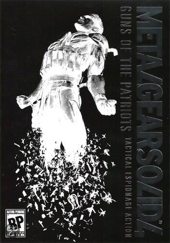 Metal Gear Saga Vol.2 DVD