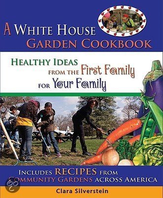 A White House Garden Book