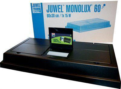 bol.com | Juwel Aquarium Monolux Lichtkap - 60x30 cm - Zwart - Incl ...
