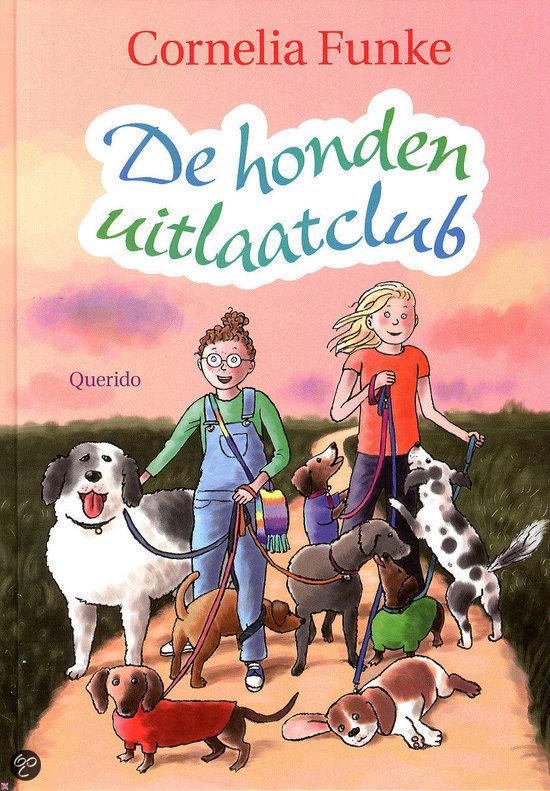 De hondenuitlaatclub