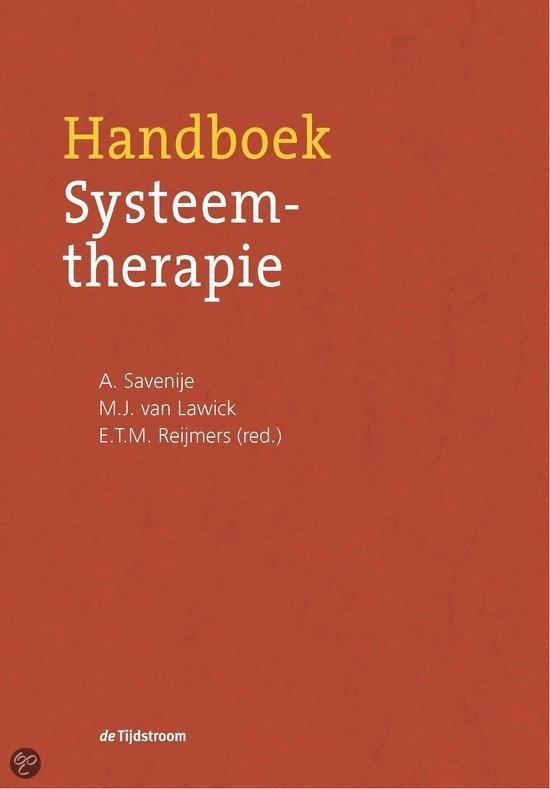 Handboek Systeemtherapie