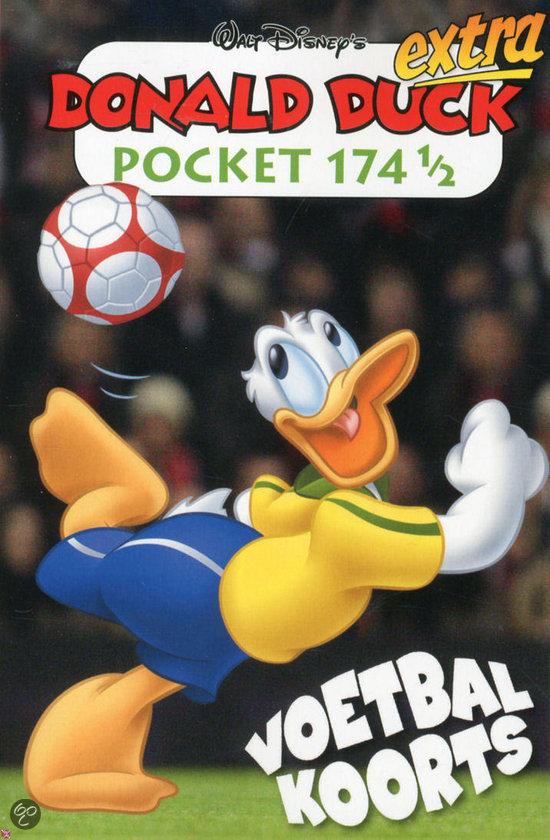 Donald Duck Pocket / 174 ? Voetbal koorts