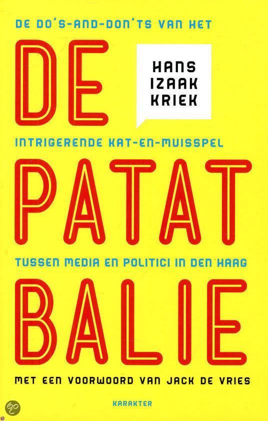 De patatbalie
