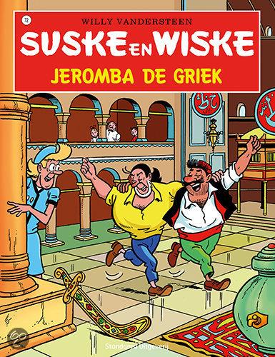Suske en Wiske 072 Jeromba de Griek