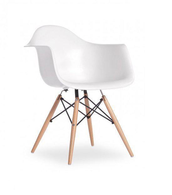 Poque stoel wit - Houten stoelen om te eten ...
