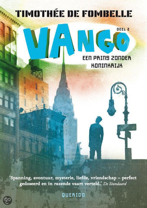 Vango / Deel 2 Een Prins Zonder Koninkrijk