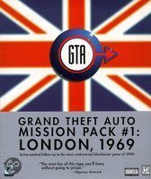Grand Theft Auto London (add On) - Windows