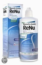 ReNu MPS sensitive eyes - 240 ml - Lenzenvloeistof