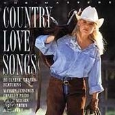 Country Love Songs: The Masters