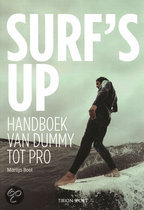 Surf's Up, handboek van dummy tot pro, Martijn Boot