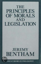 Principles of Morals and Legislation