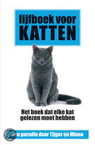 Lijfboek voor katten. Bestellen bij Bol.com