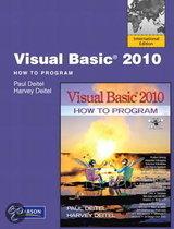 Visual Basic 2010 How to Program
