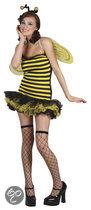 Superluxe Honey Bee - Kostuum - Maat M - Zwart