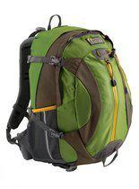 Active Leisure Bug - Backpack - 25 Liter - Chocolate/Green