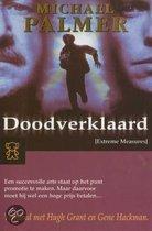 DOODVERKLAARD