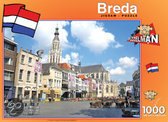 Holland Breda 1000 stukjes